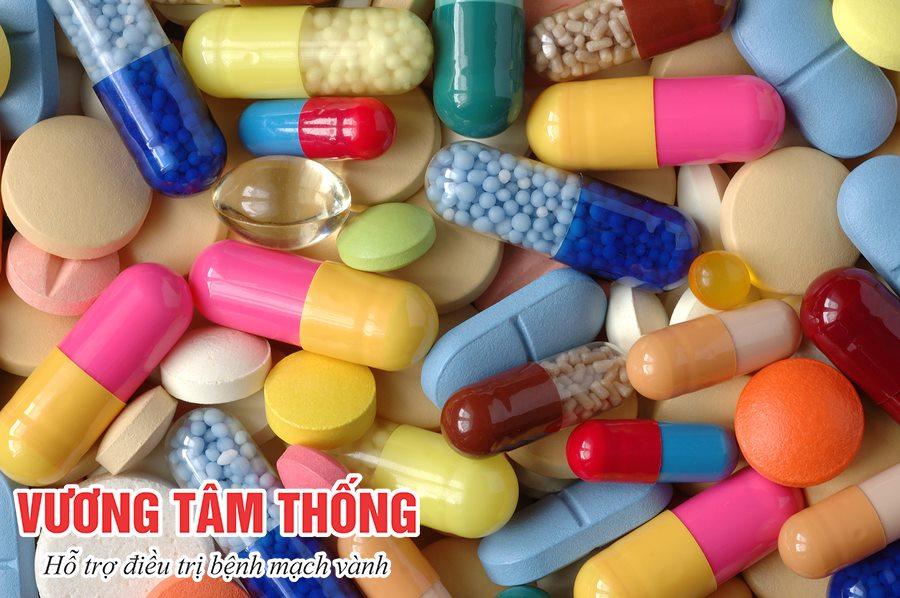 Thuốc điều trị thiếu máu cơ tim và những lưu ý khi sử dụng